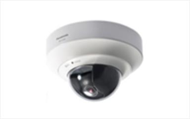 監視用カメラ