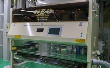 ガラス選別機(LCT1800)